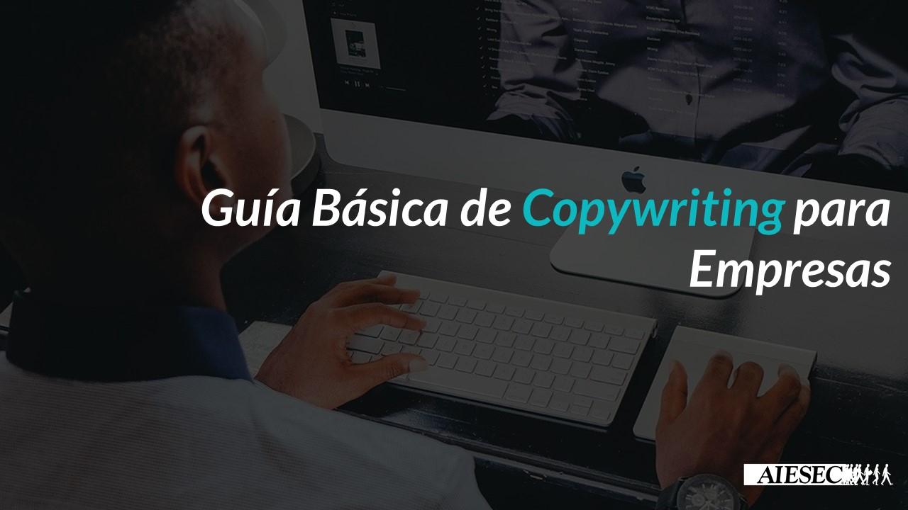 Guía Básica de Copywriting para Empresas